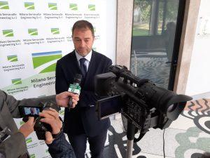 Al convegno sulle infrastrutture olimpiche, il sottosegretario Antonio Rossi ha rilanciato l'idea di un 'piano Marshall' per lo sport.