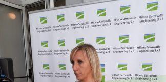 L'assessore Terzi ha delineato il punto sulle infrastrutture olimpiche.
