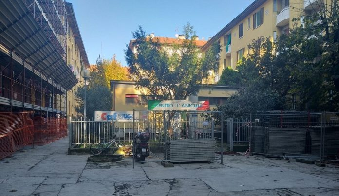Milano-Giambellino, partiti i lavori di riqualificazione delle case Aler