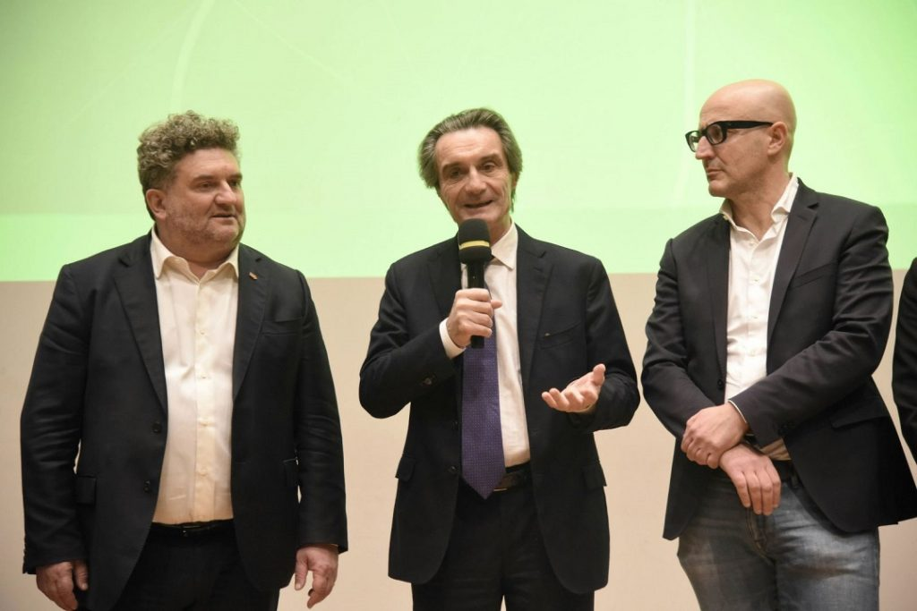 Fontana, Mattinzoli e Senna