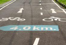 sicurezza piste ciclabili