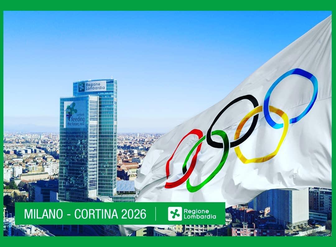 Olimpiadi fontana clima positivo