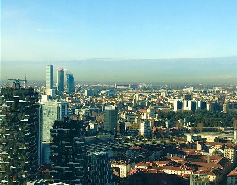 smog scendono livelli pm10
