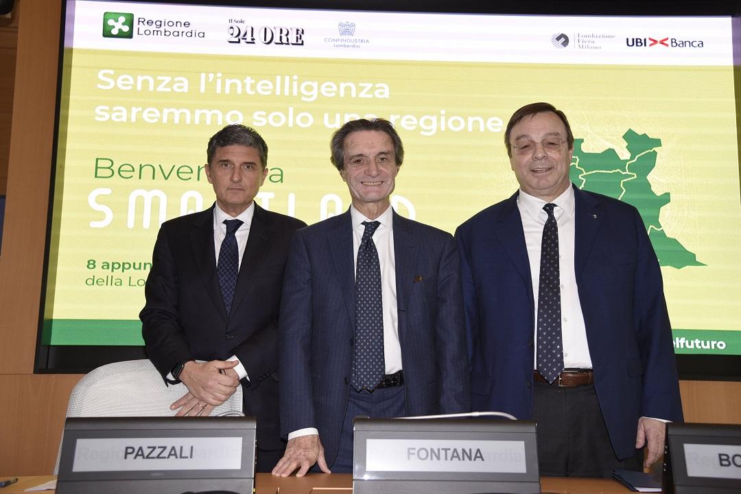 Smartland Lombardia futuro