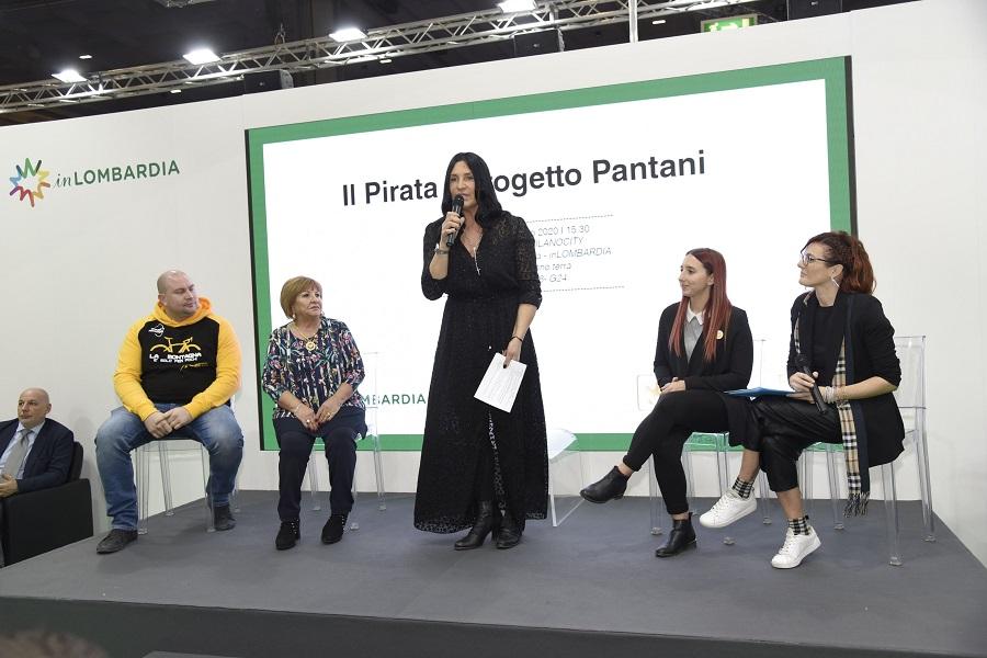 Progetto Pantani presentato da Magoni