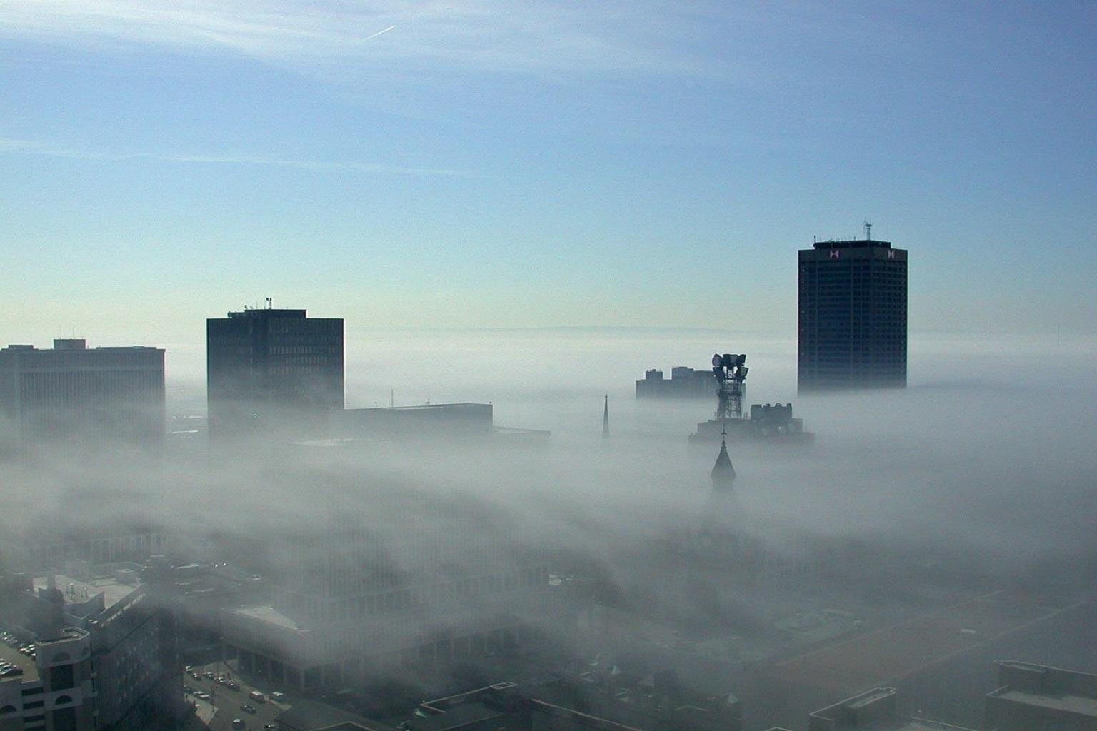 smog milano pavia