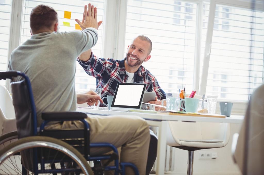delibera disabili