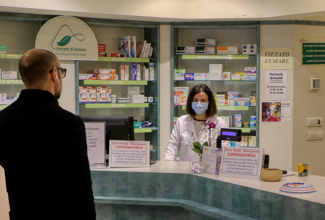 coronavirus farmacisti