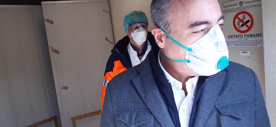 coronavirus spedali civili brescia