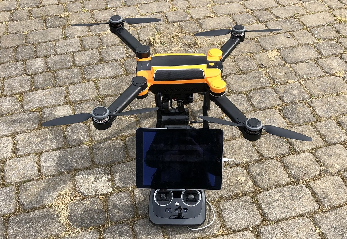 droni rozzano
