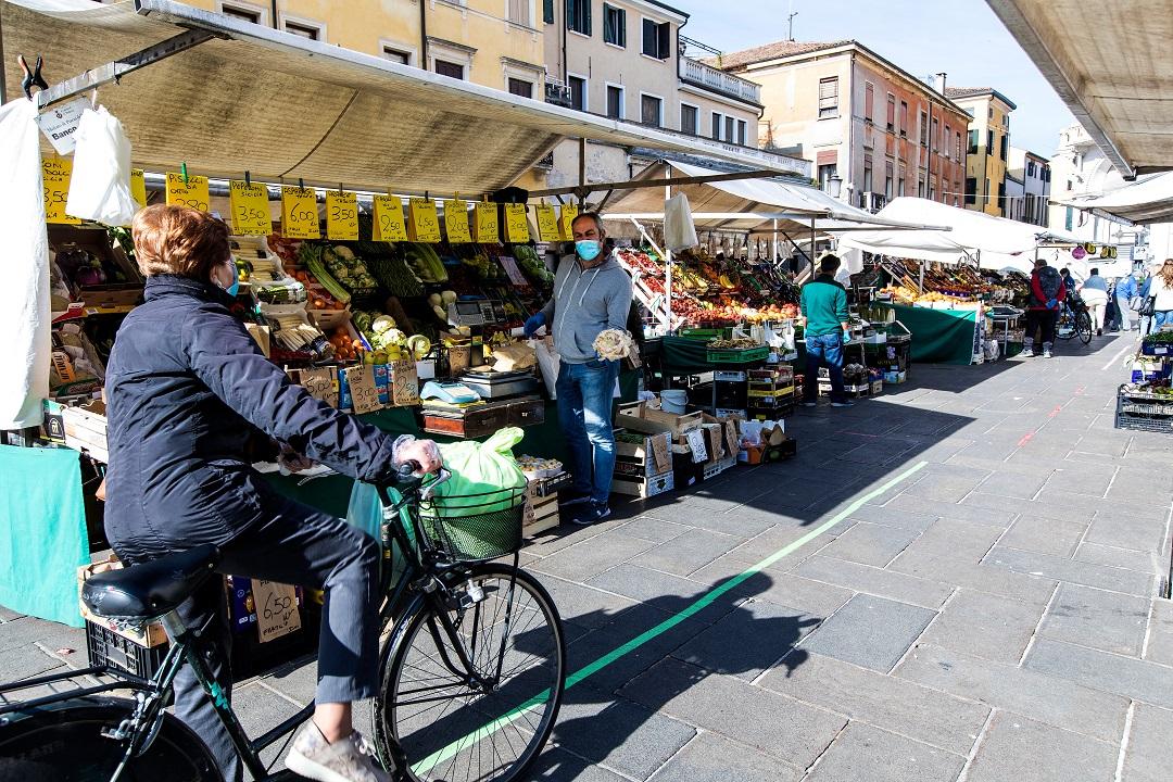 sperimentazione mercati comunale aperto