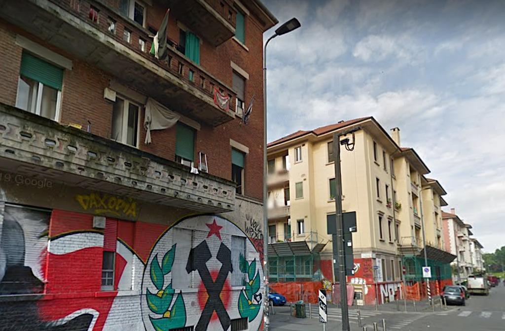 Aggressione Brumotti via Gola a Cuore in Gola