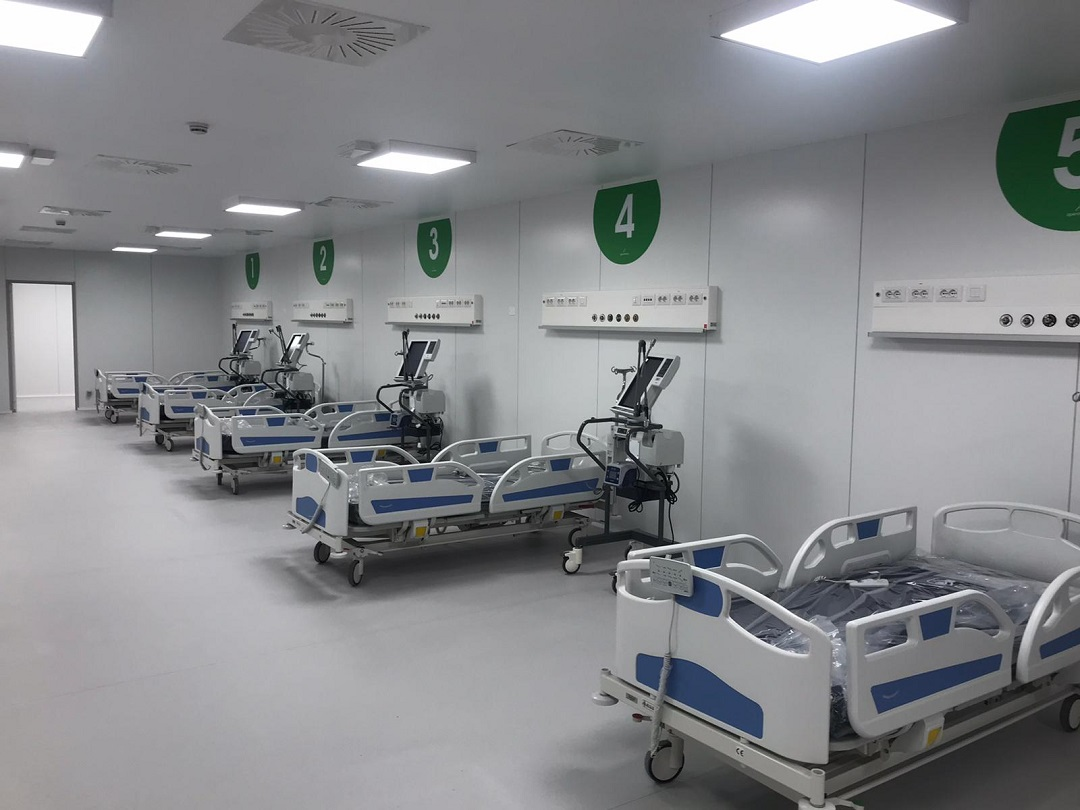fake news ospedale fiera