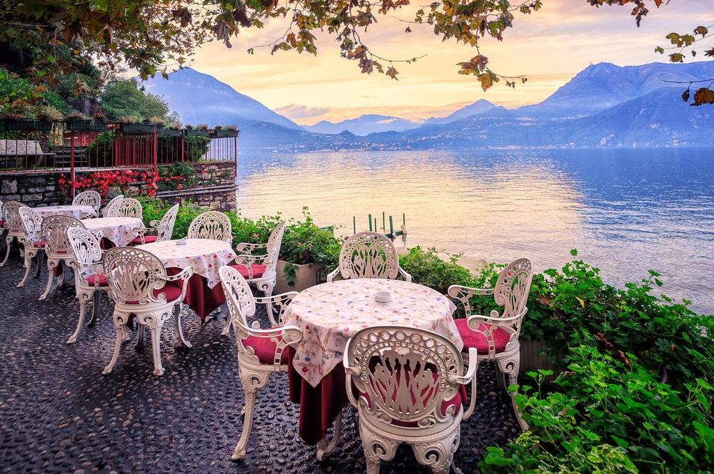 Lago Como turismo
