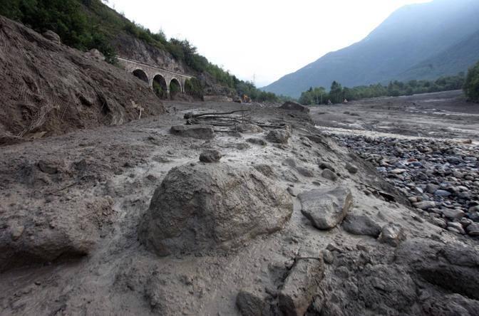 Dissesto idrogeologico, fondi Regione a 108 piccoli comuni per ripristino dissesti