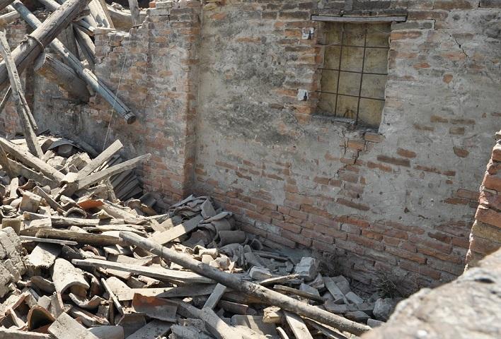 Terremoto nel Mantovano