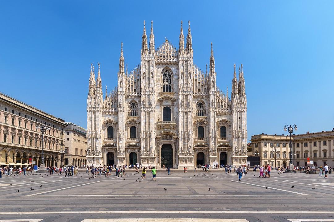 Duomo Milano presidente Regione