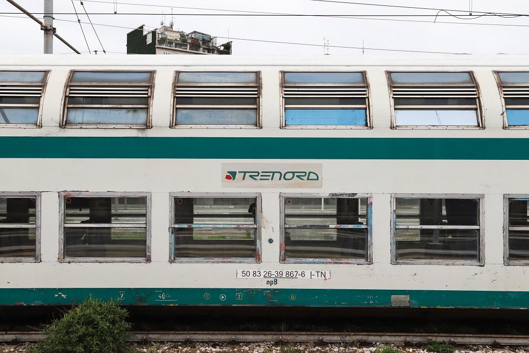 treno deragliato carnate