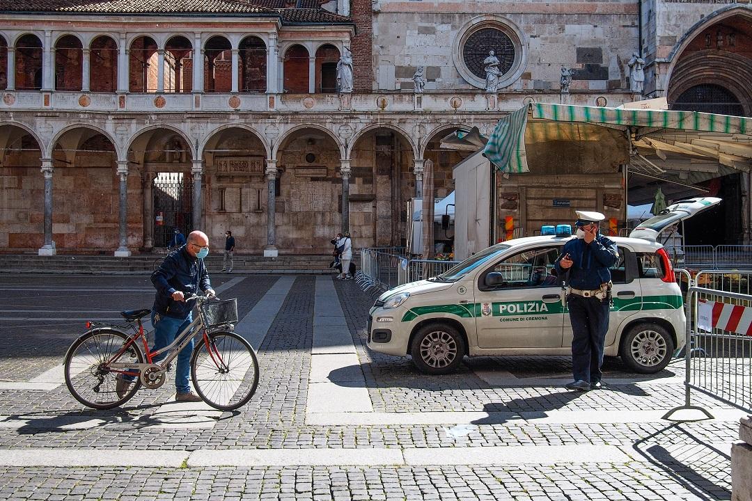 polizia locale coronavirus premio