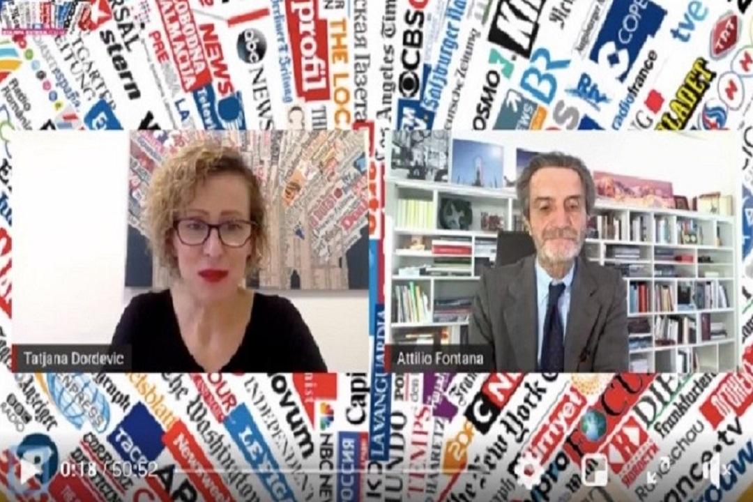 rilancio lombardia stampa estera