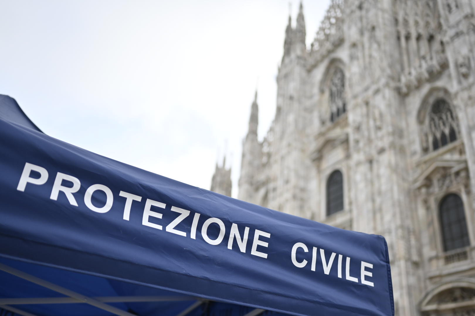 Protezione civile volontari