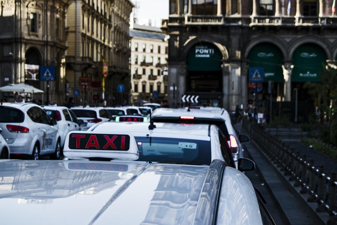 taxi ncc bus turistici