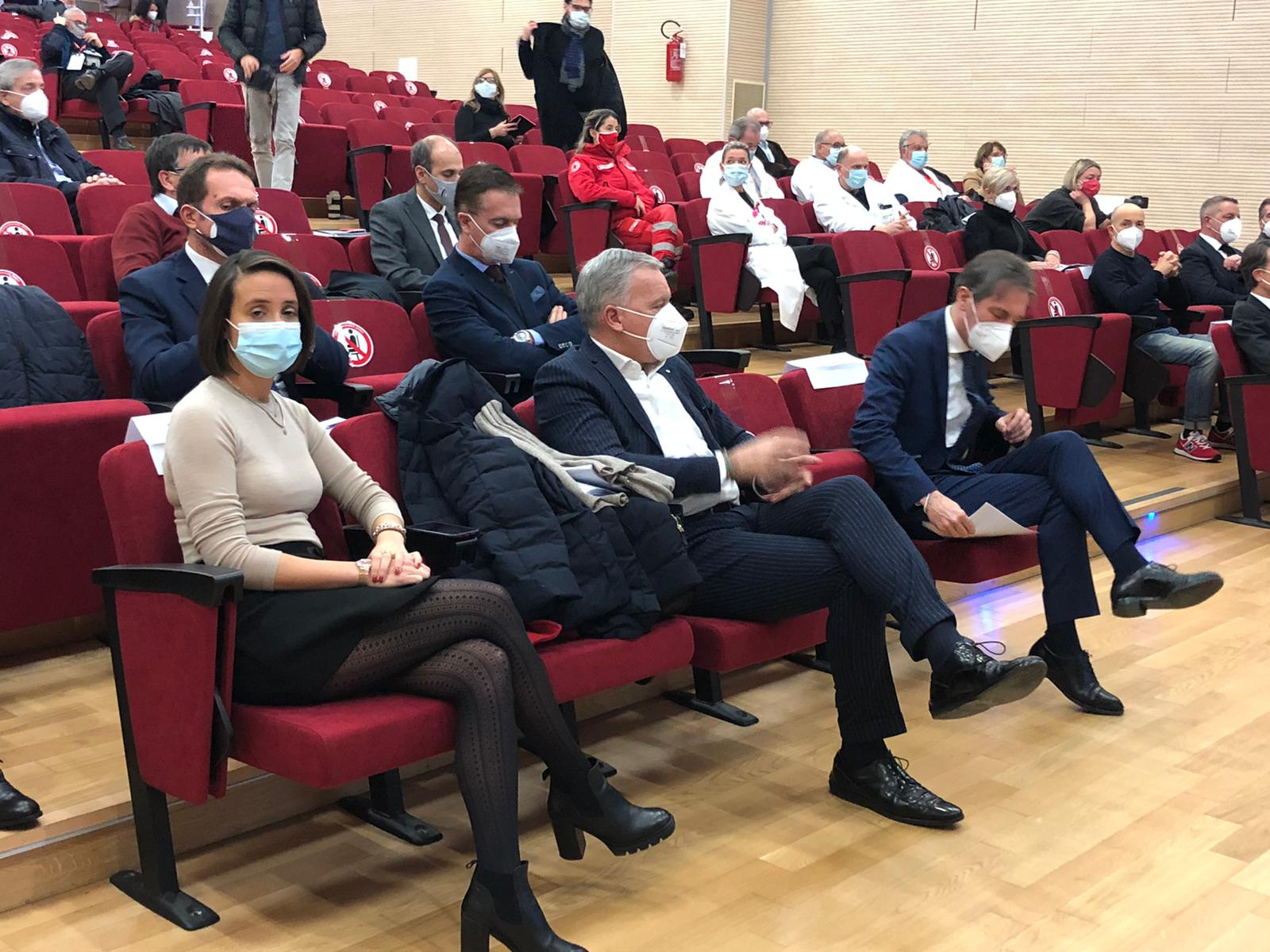 vaccination day Monza, l'assessore Cambiaghi