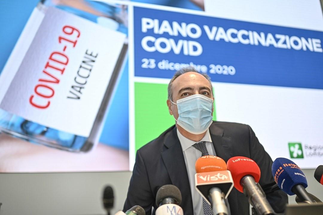 Vaccino Anticovid 27 dicembre