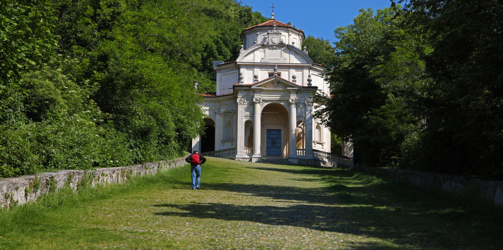 Sacri Monti Lombardia Piemonte