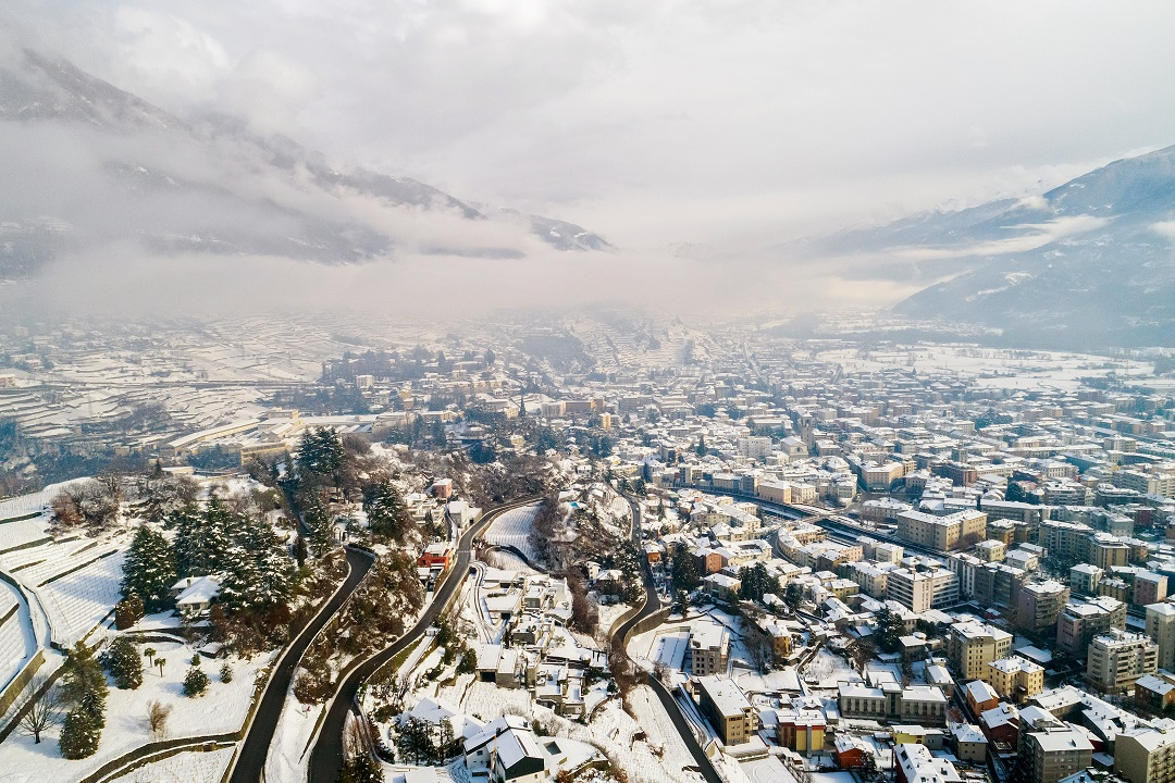 Valtellina infrastrutture olimpiche