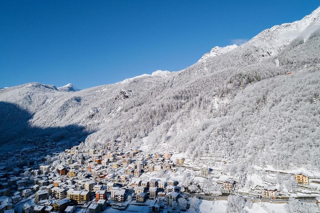 Chiesa Valmalenco ospita la Coppa del Mondo di Snowboard