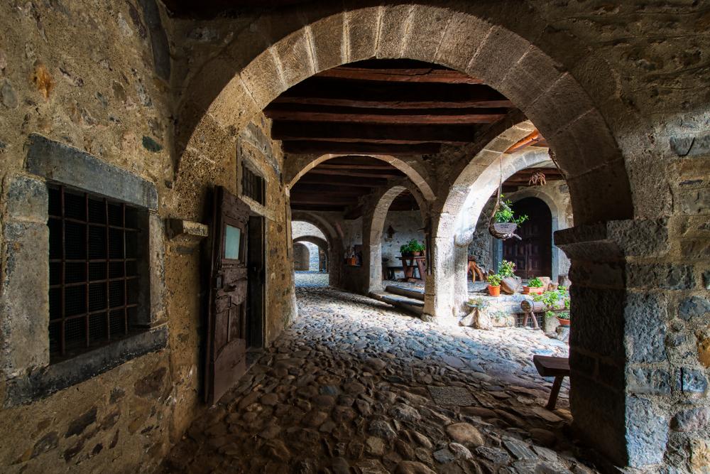 Rigenerazione urbana borghi antichi