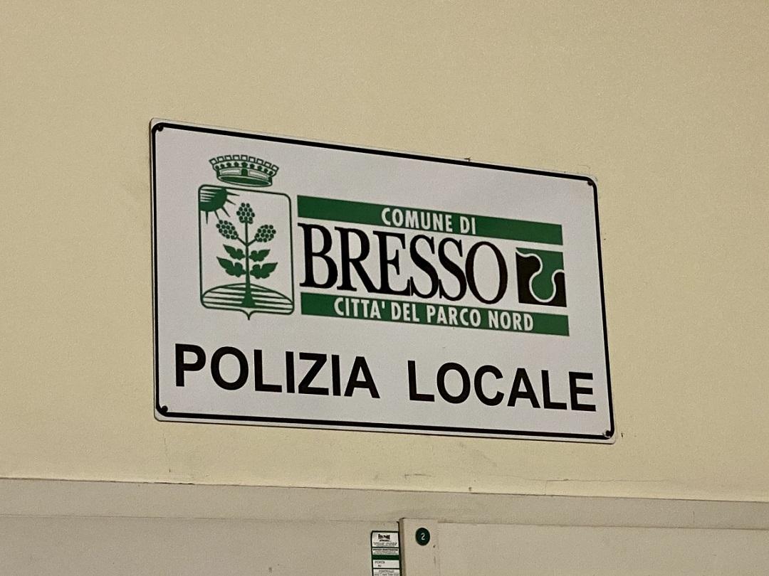 polizia locale bresso