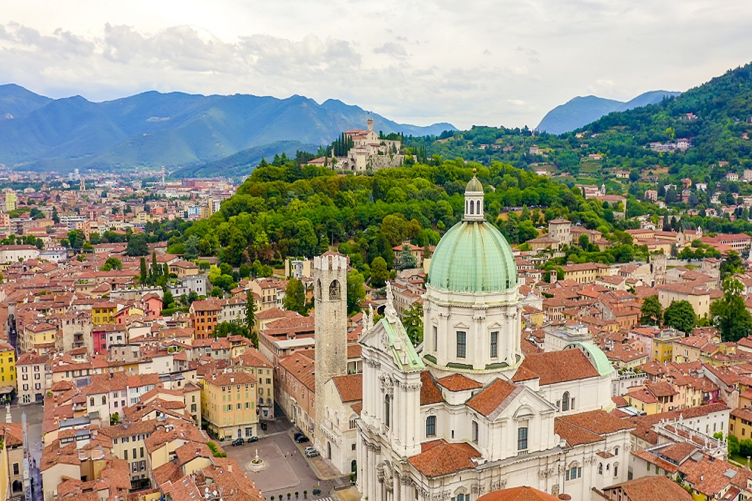 Provincia di Brescia in zona arancione rafforzata