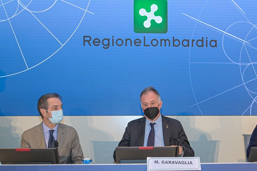 Fontana e Garavaglia. Il presidente interviene su stop riapertura sci