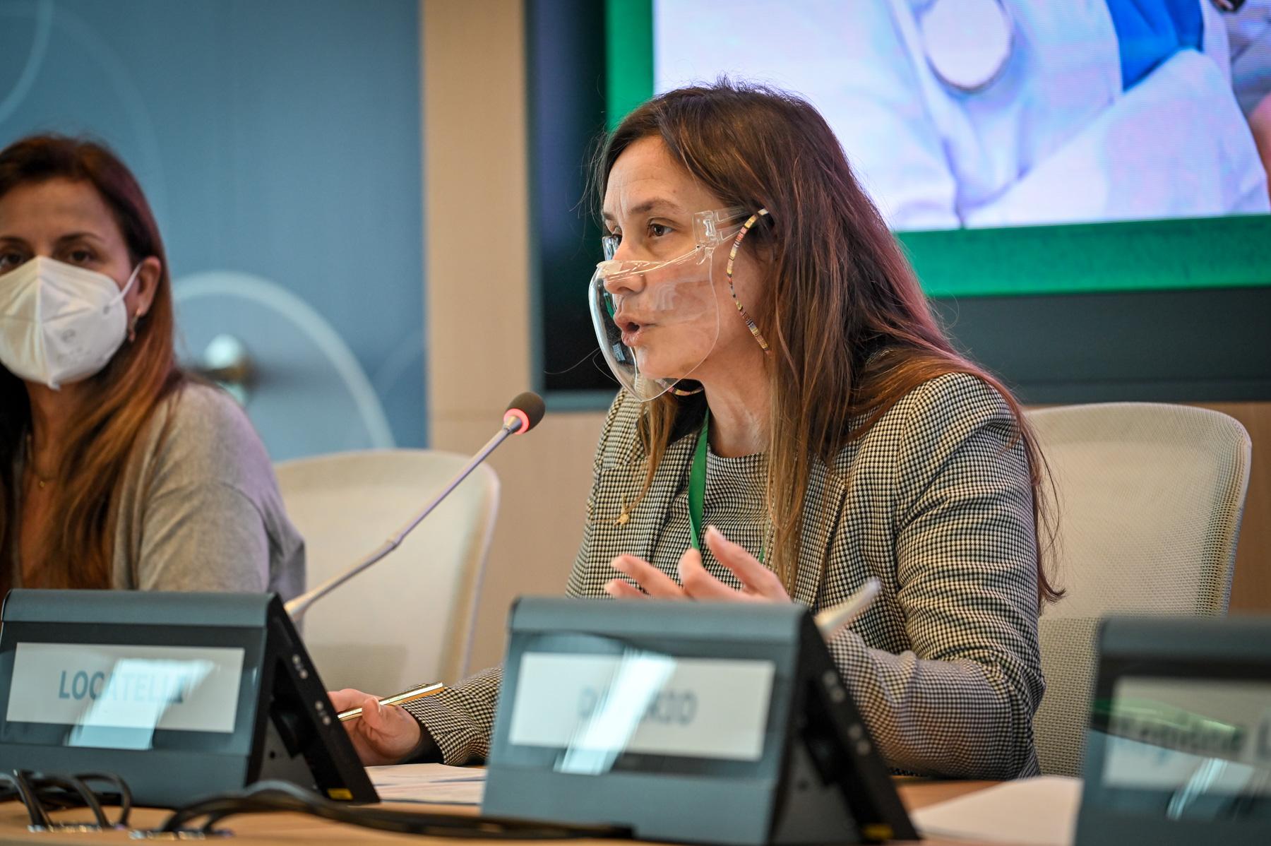 L'assessore Locatelli interviene su #WeThe15