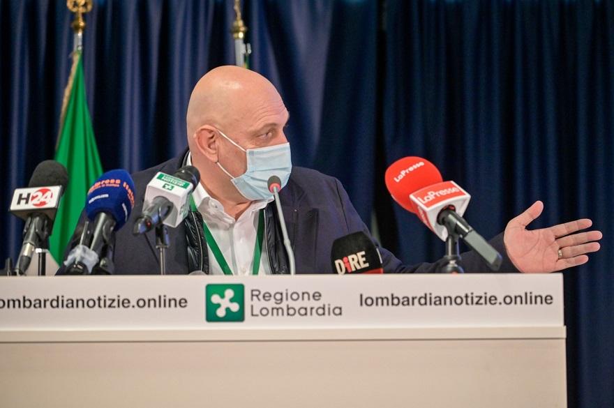 L'assessore Massimo Sertori