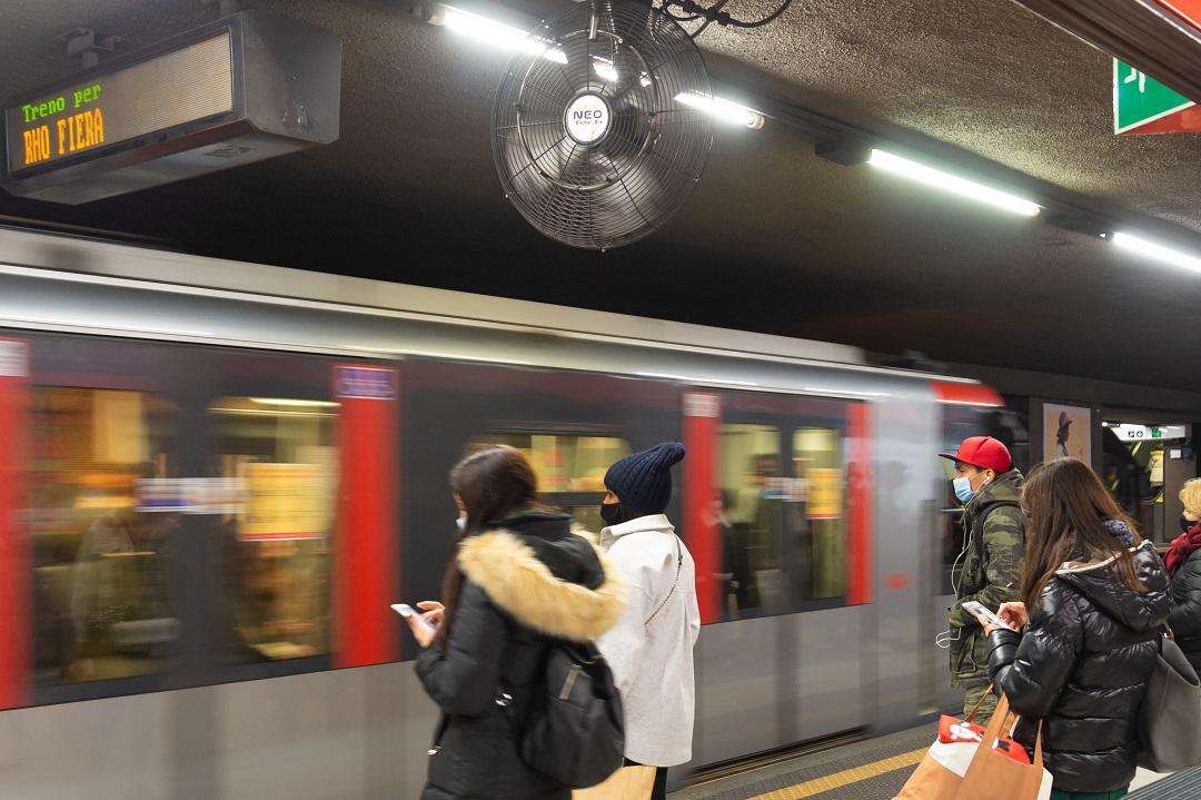 Trasporto pubblico Lombardia