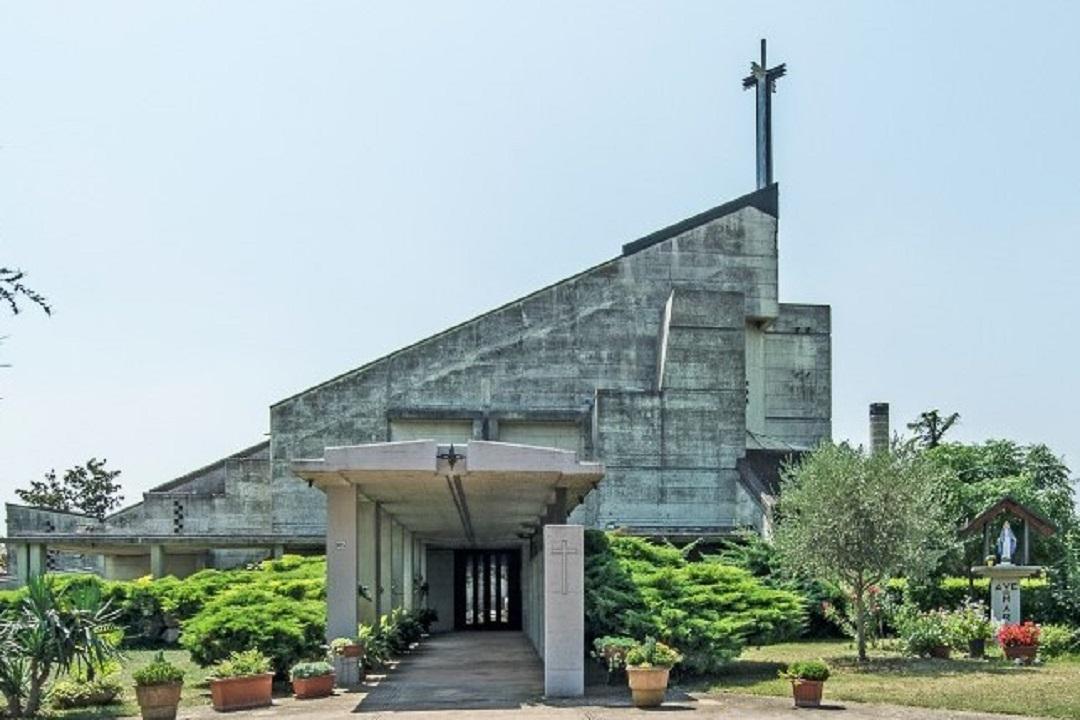 chiesa Correggioli Ostiglia