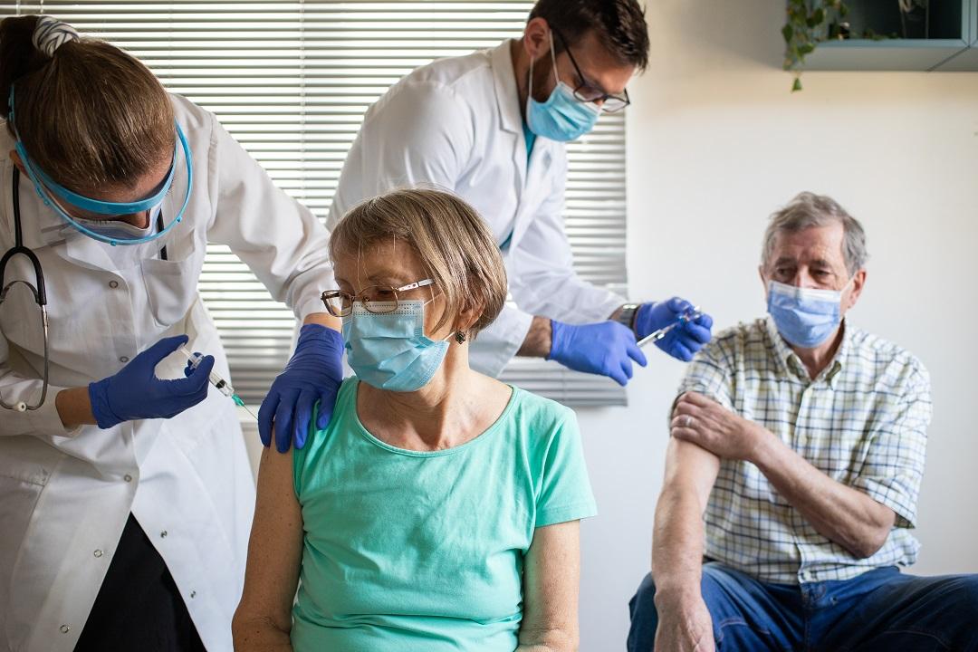 vaccinazione anti-Covid adesioni