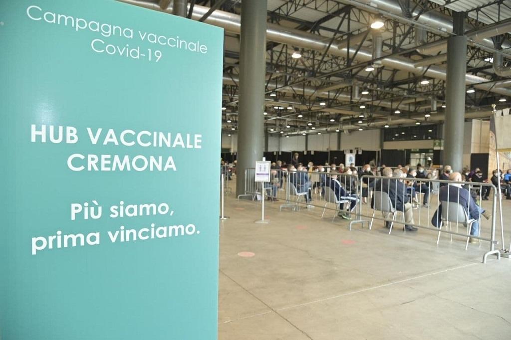 vaccinazioni anti covid cremona