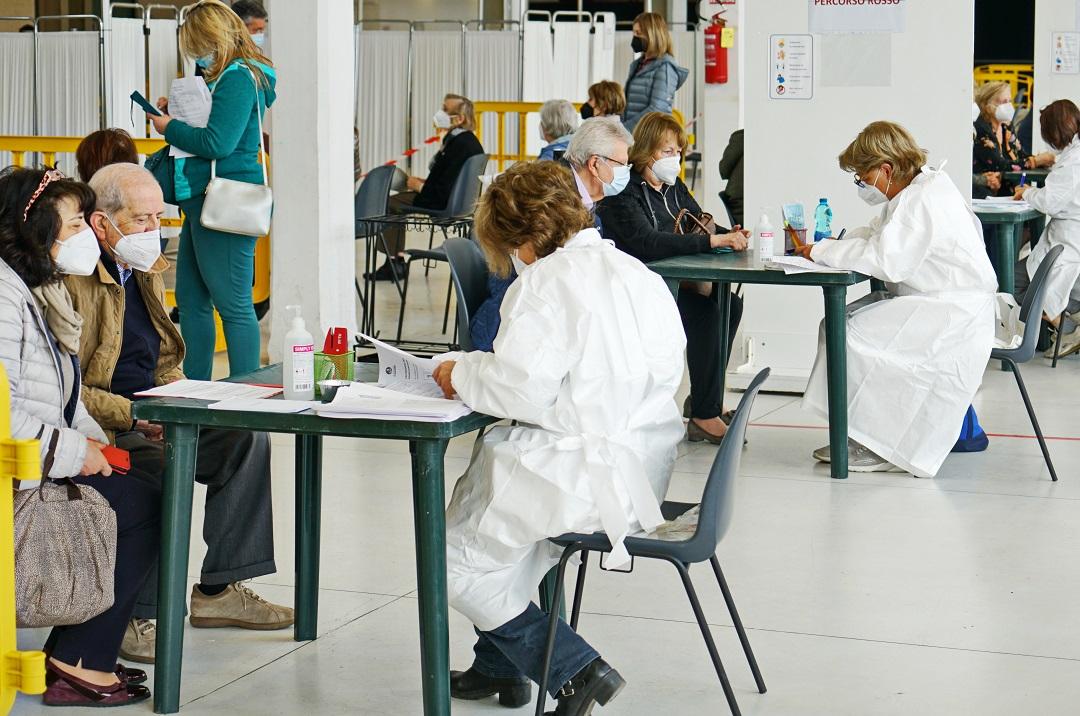 centro vaccinale monza