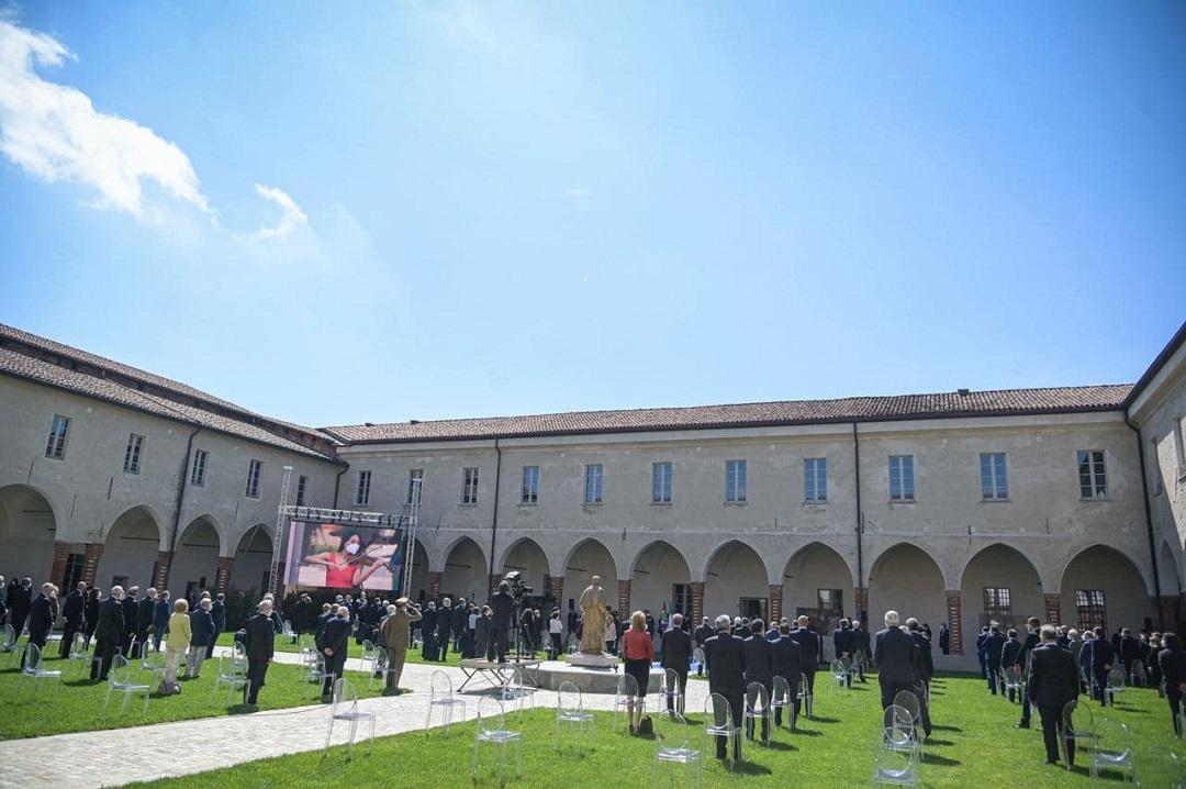Cremona inaugurato campus università
