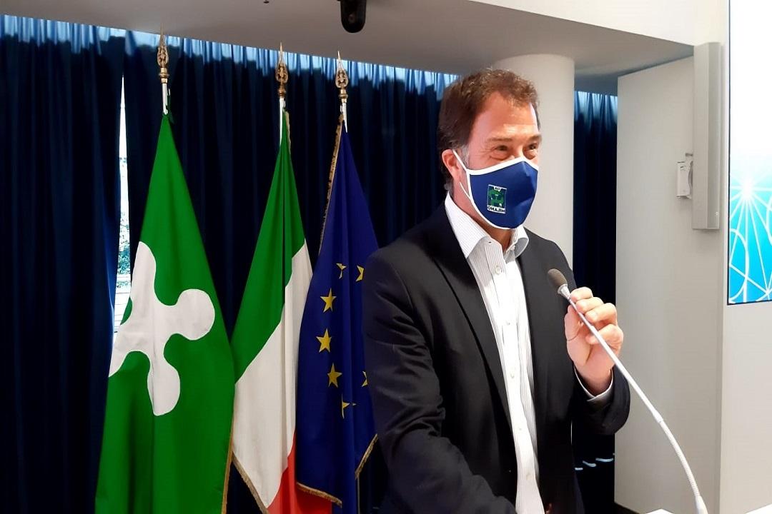 Olimpiadi statuto, Antonio Rossi