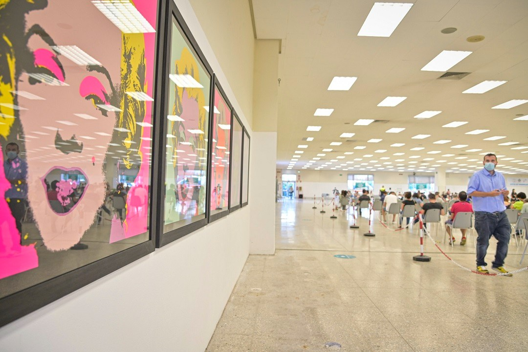 Vimercate mostra Andy Warhol