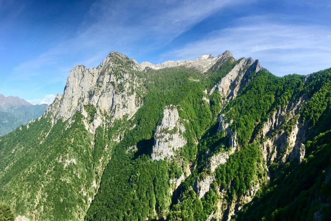 escursione arrampicate falesia 2021