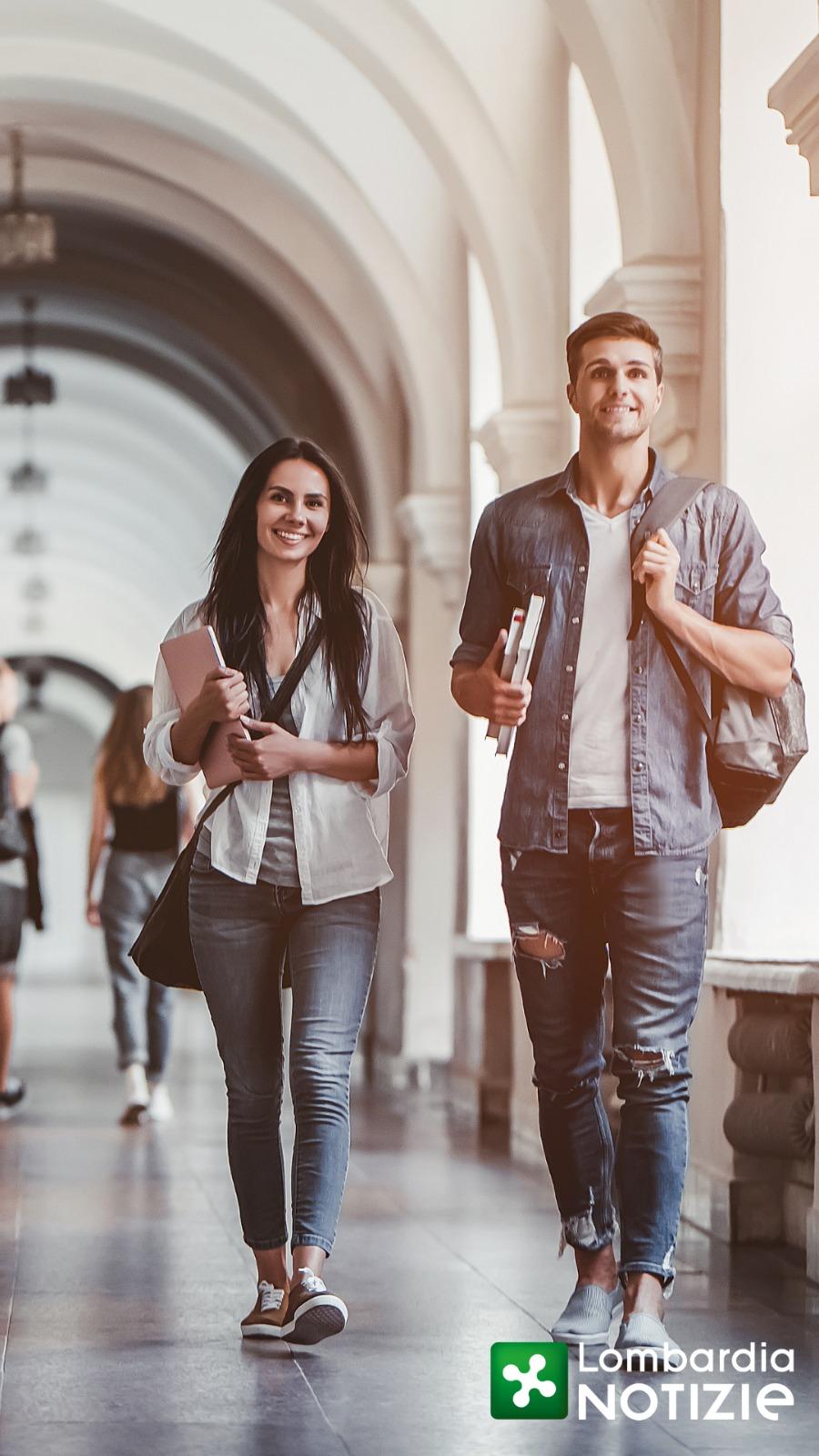 Borse di studio università, definiti criteri. 62,4 milioni di finanziamenti