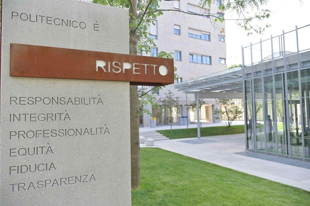 Mattarella al Politecnico di Milano