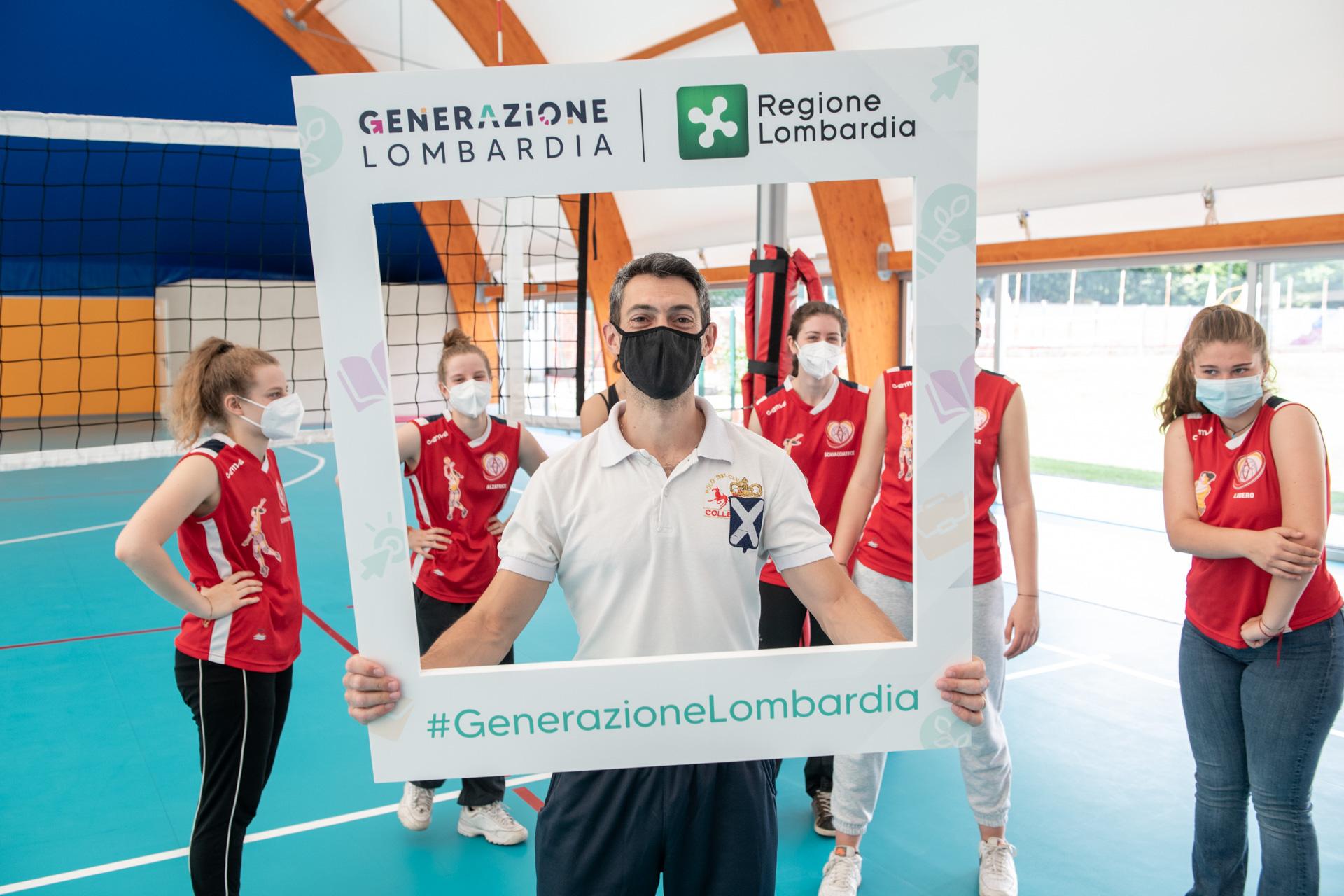 Generazione Lombardia Regione giovani