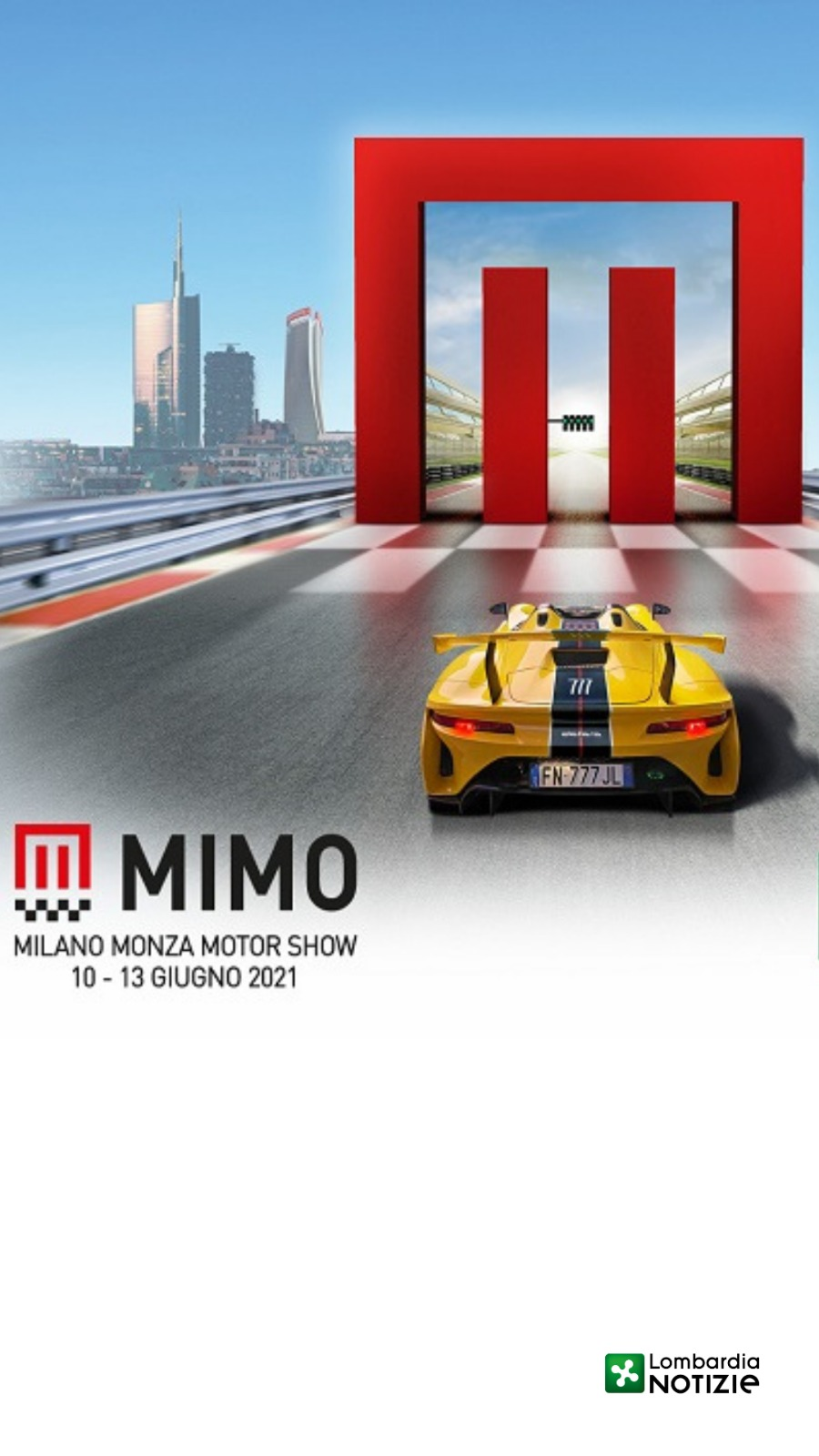 MIMO: Milano-Monza motor show